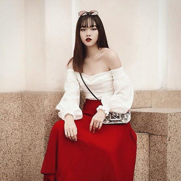 a hau tuong san choi valentine som voi loat vay do xinh het phan thien ha - 13