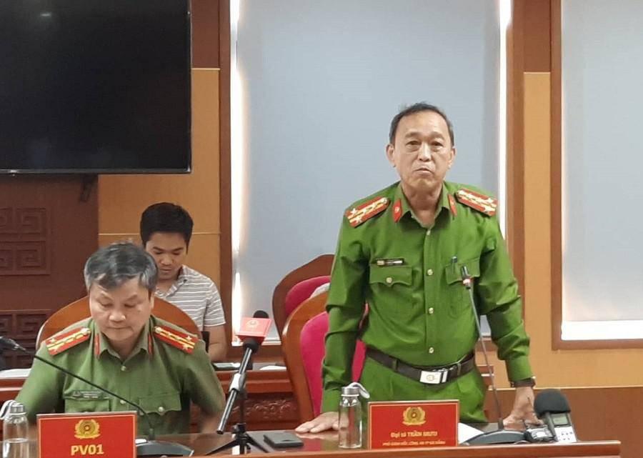 vu thi the co gai trong vali o da nang: pgd cong an tiet lo thong tin dac biet - 1