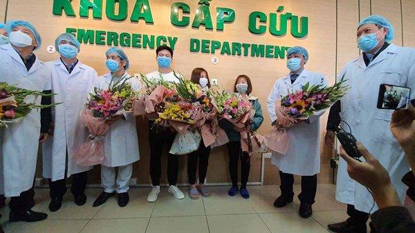 3 người nhiễm virus corona được xuất viện: Có bệnh nhân 10 ngày mới cắt sốt