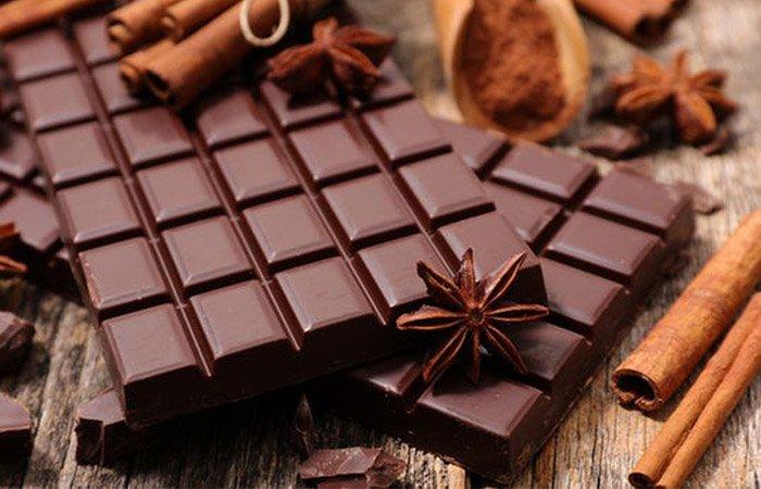 chocolate khong chi ngot ngao vao valentine, cac nang con co the lam mat na duong nhan - 1