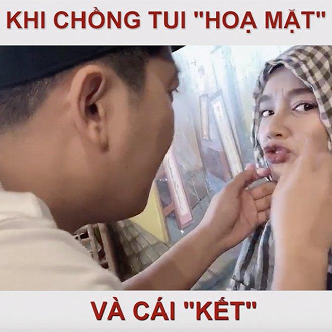 duoc chong chieu chuong,kiem luon tho trang diem, nha phuong du hoa ba gia van xinh tuoi roi roi - 1