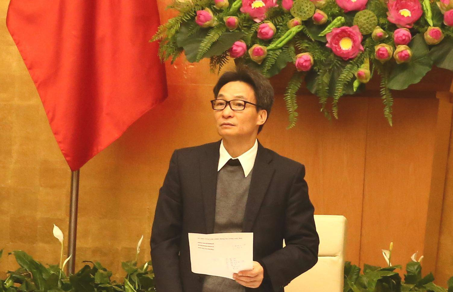 pho thu tuong: neu chua lam duoc cho phu huynh, hs an tam thi chua nen cho di hoc lai - 1