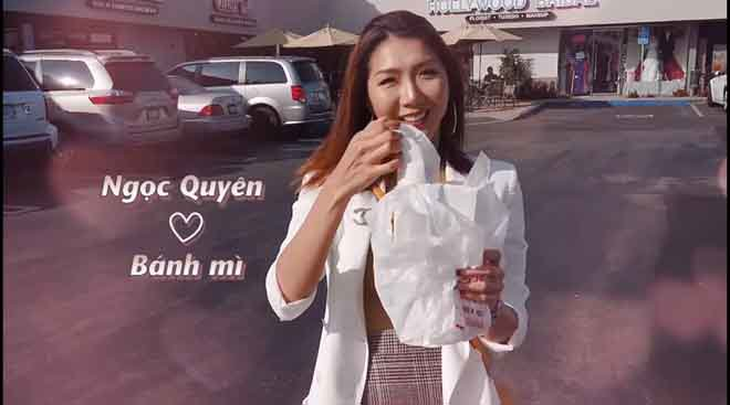 cuoc song sau ly hon cua ngoc quyen: lam ba chu nhung an banh mi 3 bua de nuoi con - 5