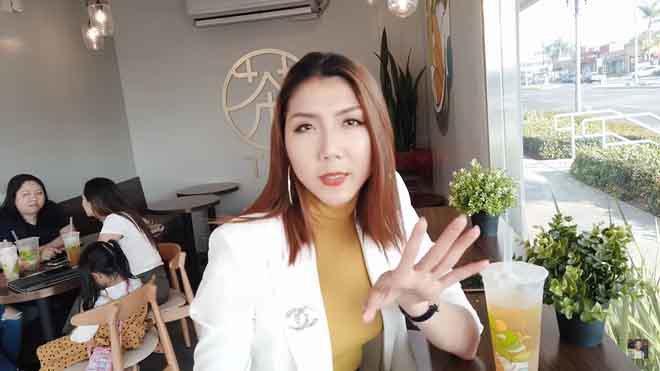 cuoc song sau ly hon cua ngoc quyen: lam ba chu nhung an banh mi 3 bua de nuoi con - 1
