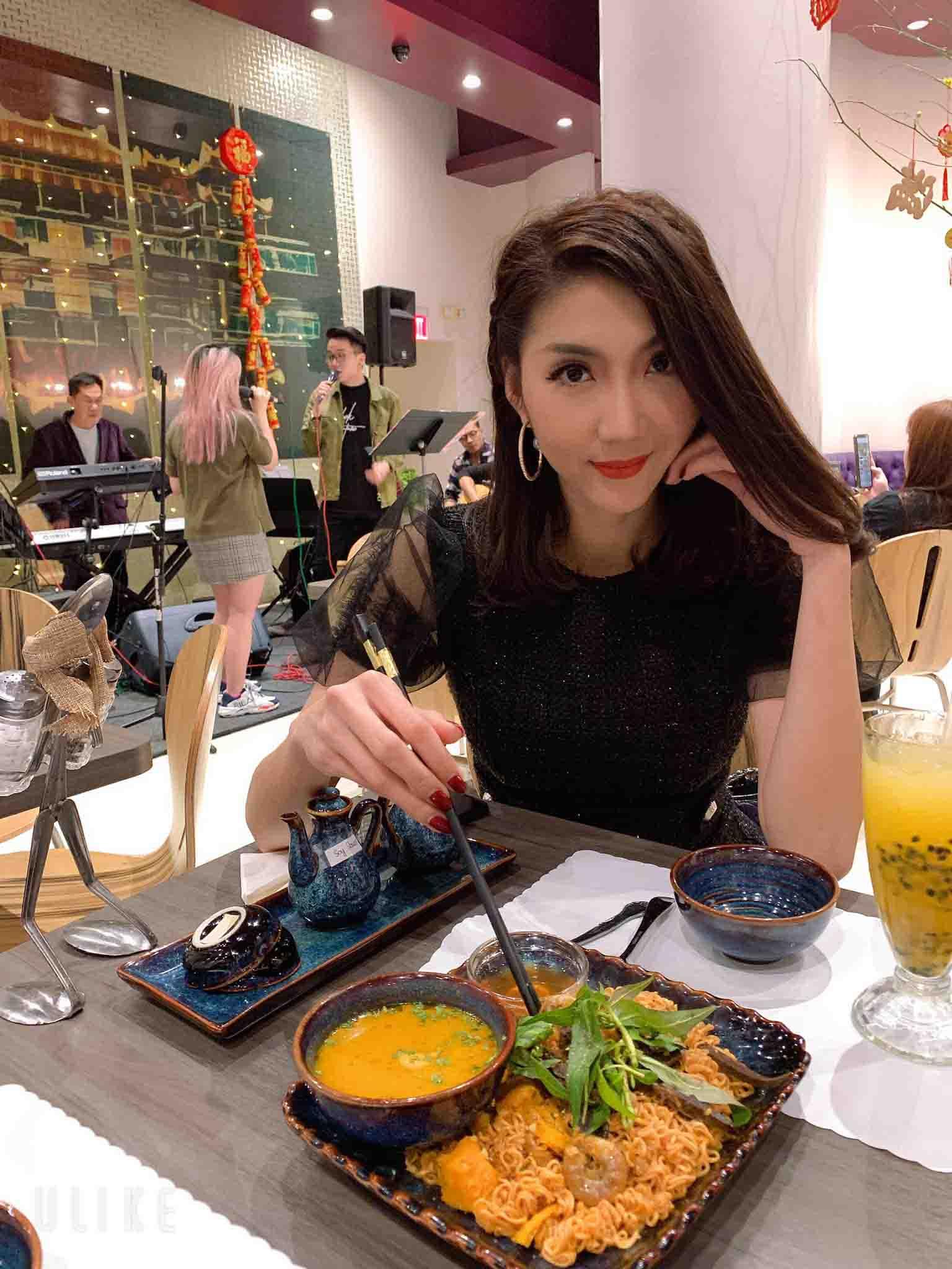 cuoc song sau ly hon cua ngoc quyen: lam ba chu nhung an banh mi 3 bua de nuoi con - 6