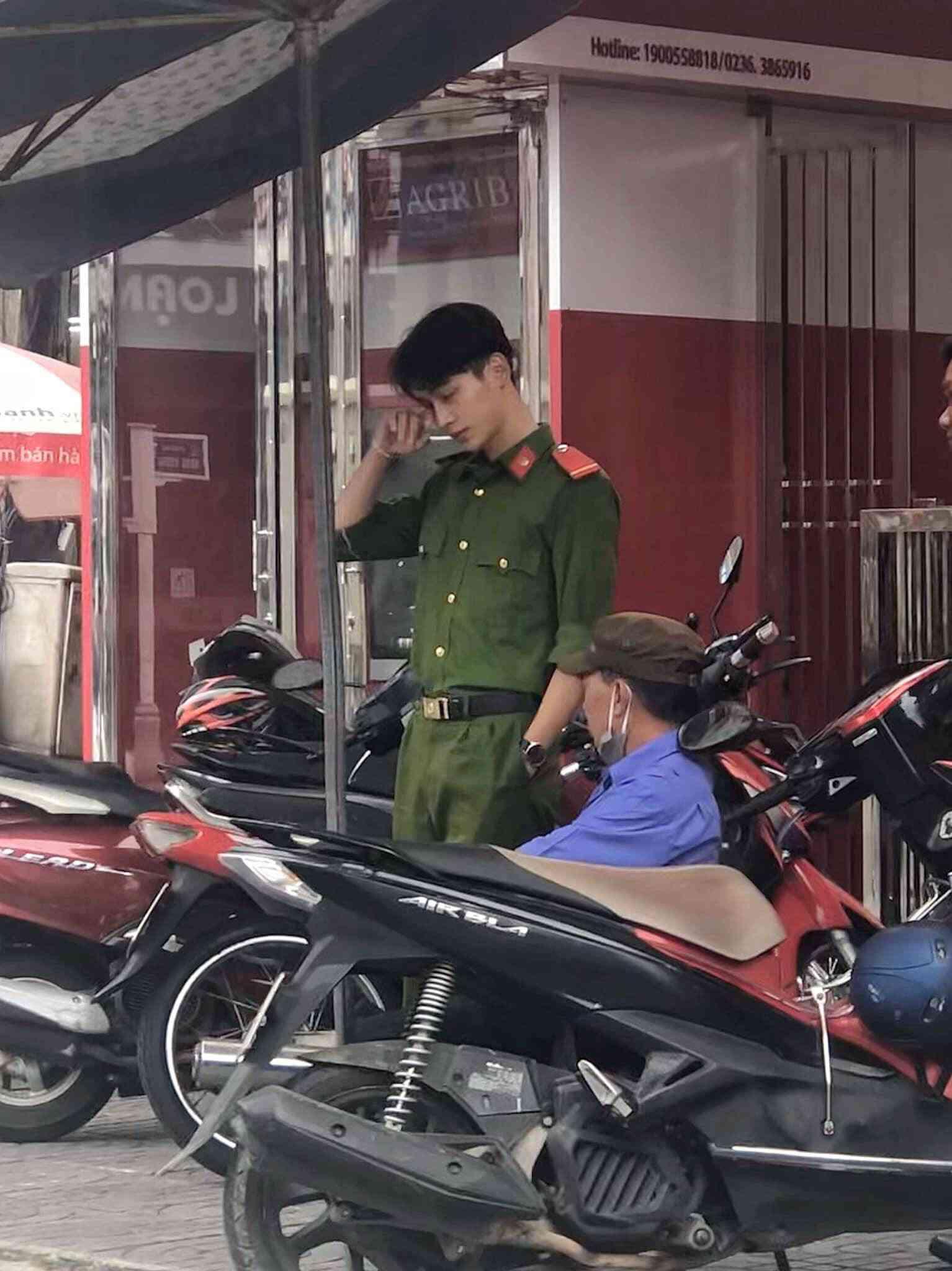 chang cong an so huu goc nghieng cuc pham va chuyen tinh lang man hon ca phim han quoc - 3