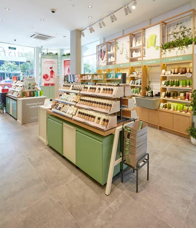 Innisfree khai trương cửa hàng đầu tiên tại Đà Nẵng, các tín đồ làm đẹp có thêm điểm check in mới - 4