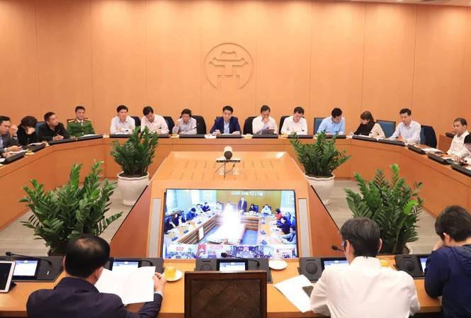 Hà Nội họp đột xuất vì diễn biến dịch Covid-19 ở Hàn Quốc, Nhật Bản