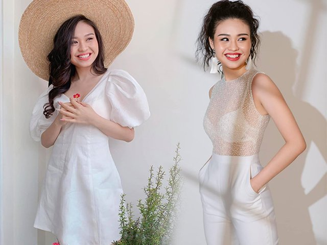 Chẳng còn ăn mặc giản đơn, con gái Lê Giang táo bạo diện áo xuyên thấu khoe cả nội y
