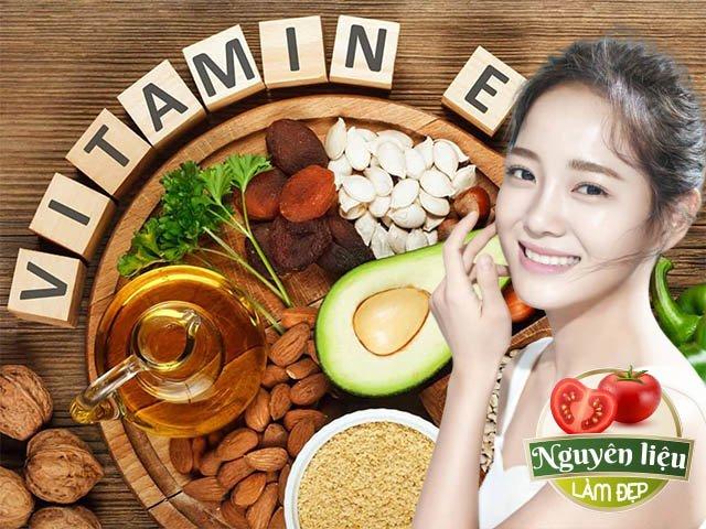 Vitamin E là gì và có tác dụng như thế nào trong việc chăm sóc sắc đẹp của phái đẹp?