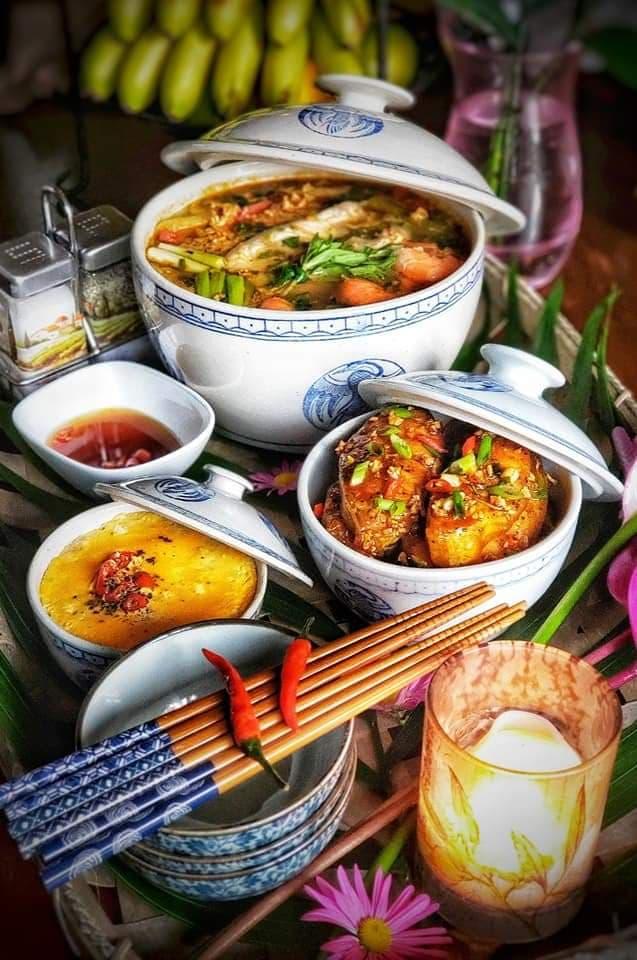 """nau canh bau don gian, me viet o my lam chi em thot len """"co can dep vay khong?"""" - 3"""