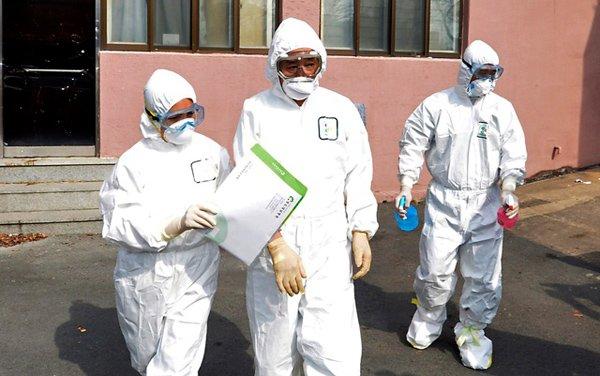 COVID-19 ngày 27/2: Cách ly 8 khách Hàn ho sốt ở Khánh Hòa, một số người không hợp tác