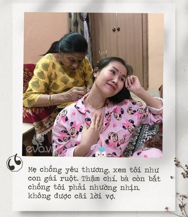"""vo ha tram: """"me chong an do luon dung ve phia toi, bat chong khong duoc cai loi vo"""" - 9"""