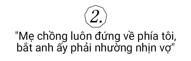"""vo ha tram: """"me chong an do luon dung ve phia toi, bat chong khong duoc cai loi vo"""" - 7"""
