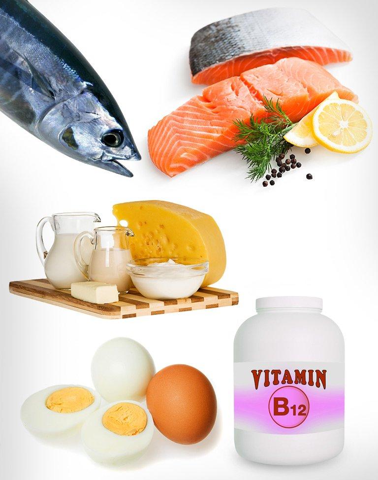 vitamin b12 co tac dung gi voi suc khoe? - 1