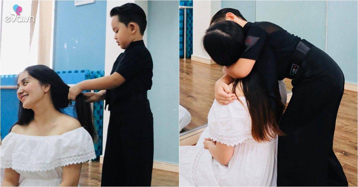Sao Việt 24h: Con trai Khánh Thi lớn bổng, nhiều người nhìn nhầm tưởng Phan Hiển