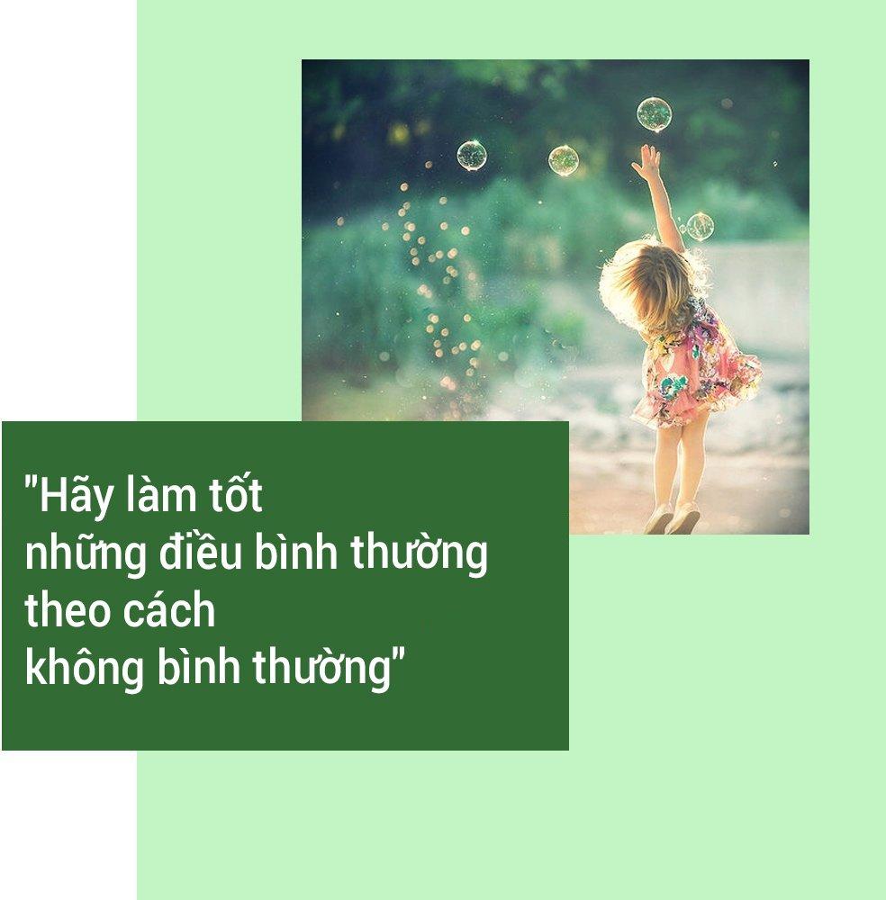 dung tham vong thu vi dai, hay lam tot nhung dieu binh thuong de tao nen thanh cong - 3