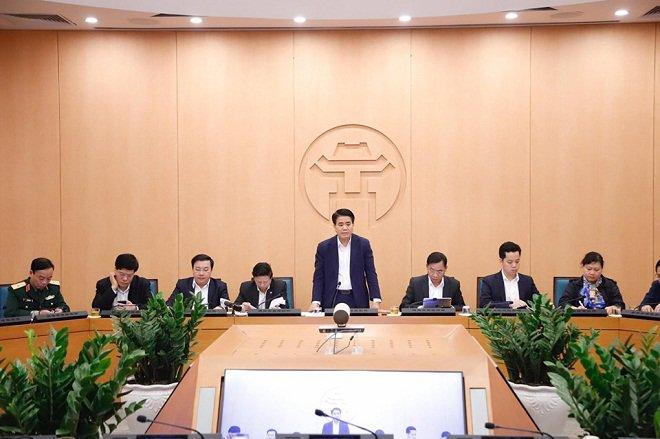 COVID-19 ngày 7/3: Chủ tịch Hà Nội kêu gọi người dân bình tĩnh; Hải Phòng cách ly bố bệnh nhân