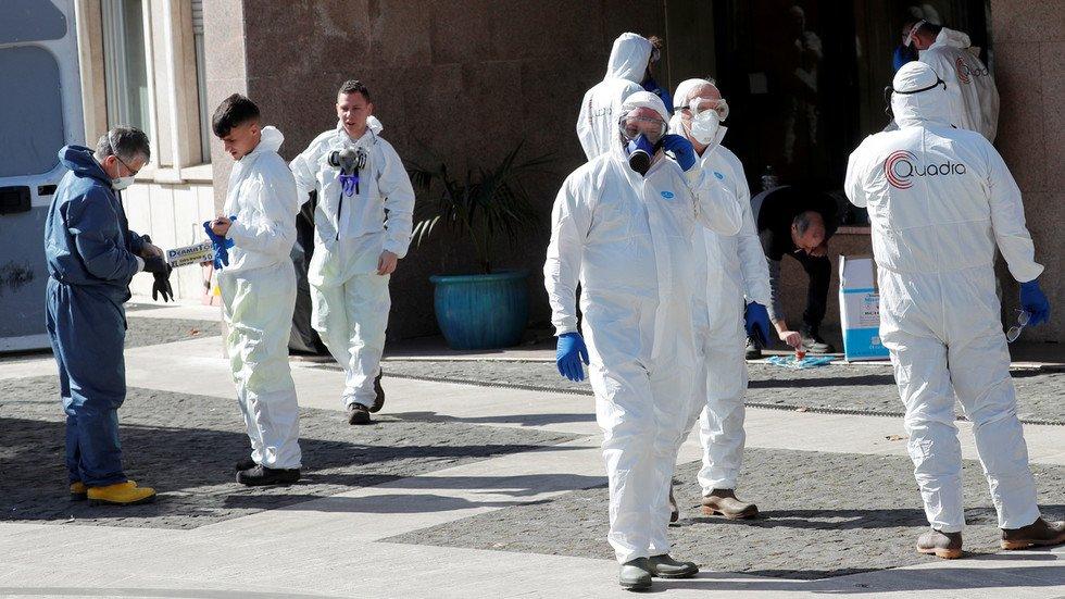 Gần 9.200 ca nhiễm Covid-19, Italia dùng