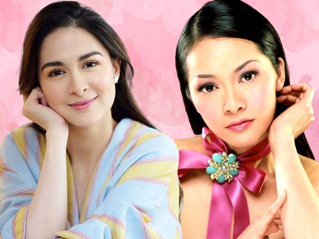 Như Quỳnh và mỹ nhân đẹp nhất Philippines được CĐM soi nét giống nhau: nhan sắc Việt có thắng thế?