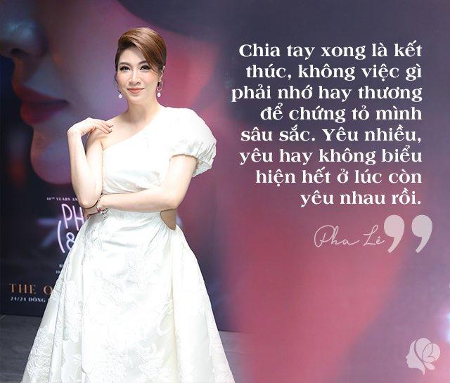 "ca si pha le: yeu ""dap dau vao tuong"" nhung khong phai tuyp nguoi ""de tang"" sau chia tay - 6"