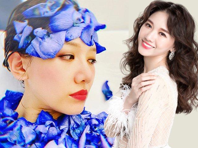 Học cung tần mỹ nữ thời xưa, Hari Won tắm bằng cánh hoa để da bật tông, trắng nõn nà