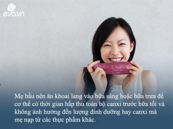 Mẹ bầu ăn khoai lang, thai nhi trong bụng amp;#34;mừng thầmamp;#34; vì được hưởng nhiều lợi ích - 3