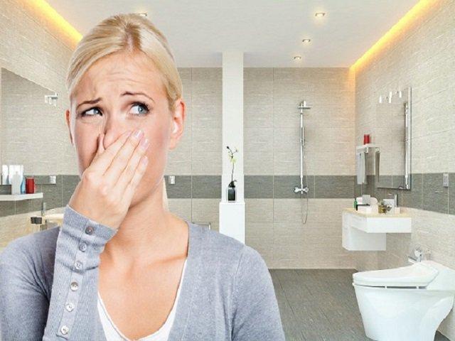 Cách xử lý mùi hôi cống trong nhà vệ sinh, 5 phút xong ngay nhưng hiệu quả bất ngờ