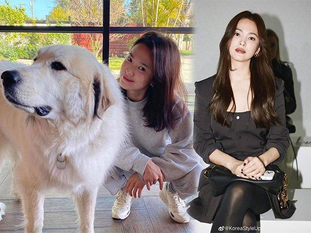 Song Hye Kyo tái xuất với nhan sắc đỉnh cao sau 2 tuần cách ly vì trở về từ Milan