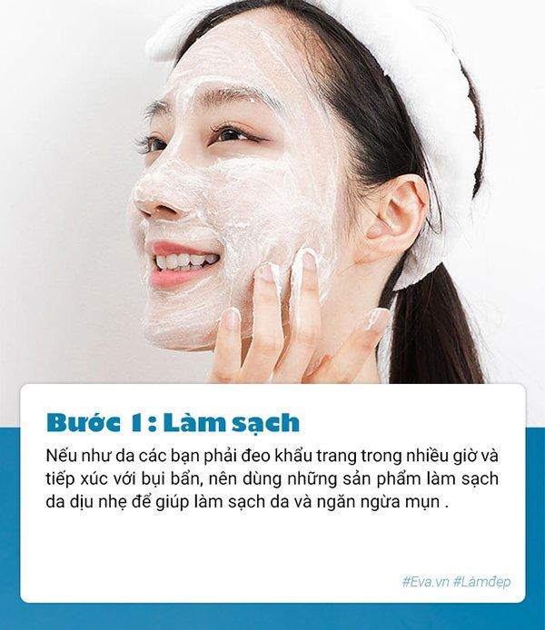 4 buoc cham da khoe manh mua work from home cho chi em cong so - 3