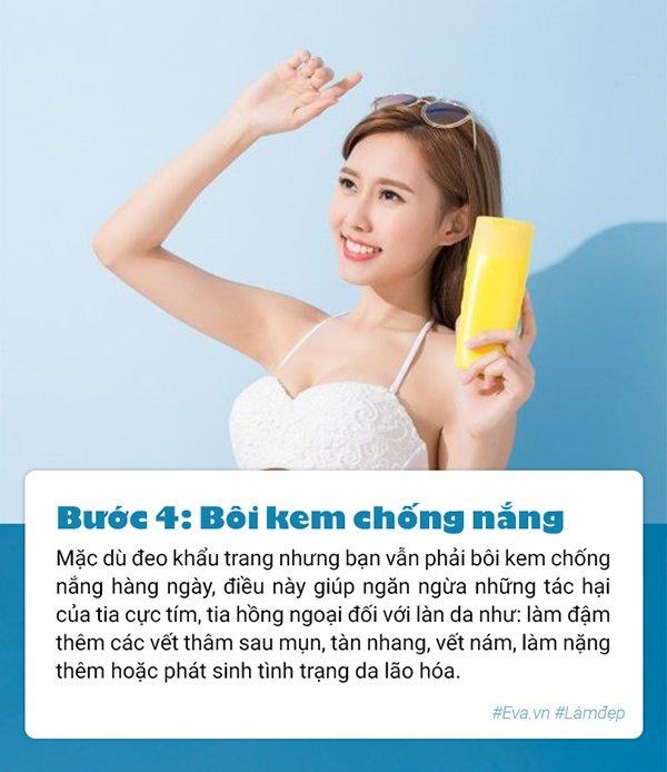 4 buoc cham da khoe manh mua work from home cho chi em cong so - 6