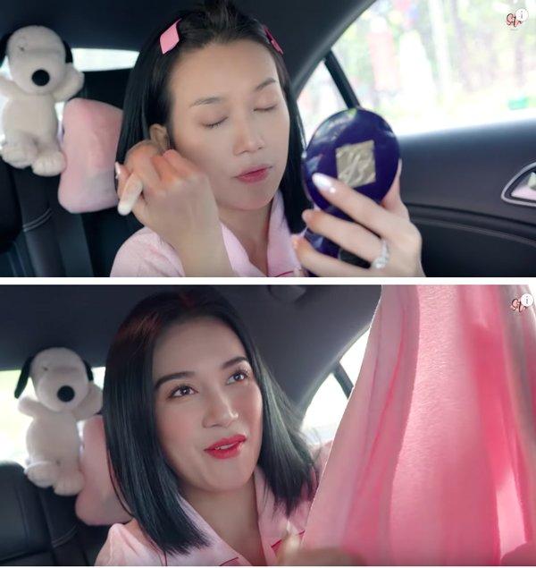 kheo leo nhu hari won, bien xe hop thanh hair salon de lam toc di dien - 13