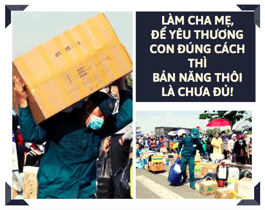 cha me gui tu lanh, demvao khu cach ly:yeu thuong con dung cach thi ban nang thoi chua du! - 1