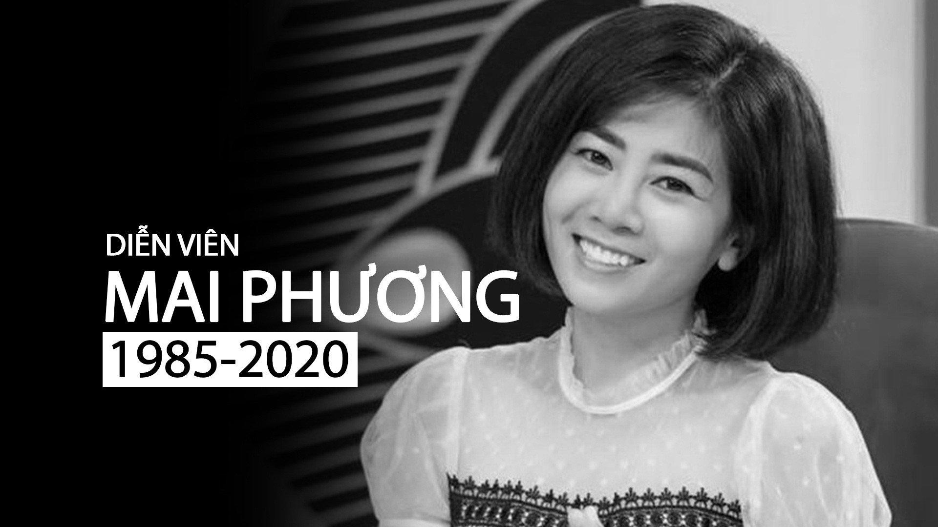 Nghệ sĩ Việt xót xa khi hay tin Mai Phương qua đời: