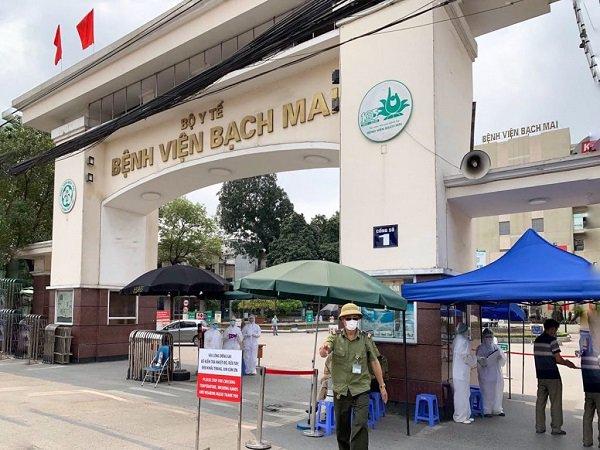 Ca bệnh 178 đưa cơm ở BV Bạch Mai khai báo gian dối khiến nhiều người phải cách ly