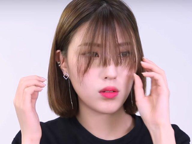 khong can ra tiem, nang co the tu cat mai va uon toc chuan hair salon voi nhung meo sau - 5
