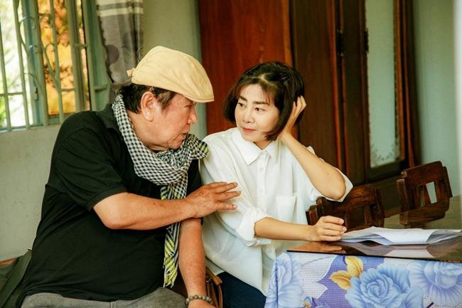 """chuyen nam xua ve mai phuong: thien than """"me trai den te dai"""", khong biet so la gi - 7"""