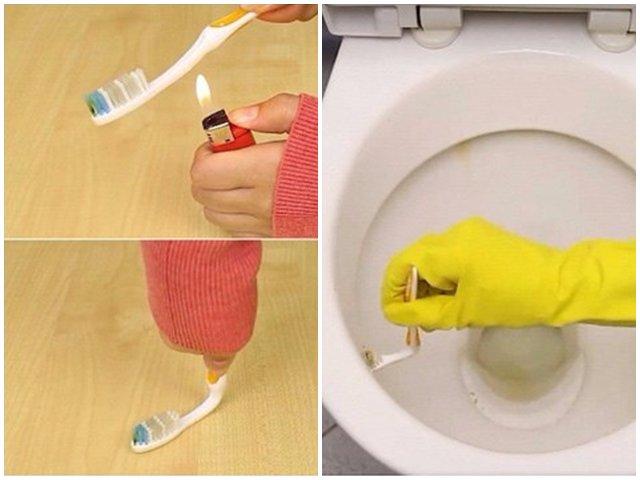 Mẹo vặt với bàn chải đánh răng cũ, tưởng không đáng 1 xu hóa ra có công dụng tuyệt vời