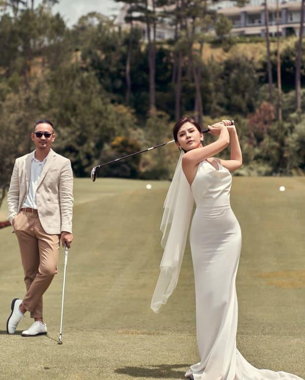 Loạt MC hot nhất nhì VTV chọn chồng: Chú rể từ amp;#34;phi côngamp;#34; showbiz đến ông chủ sân golf - 4