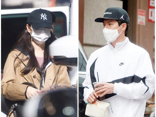 Mới mồng 1, Hyun Bin - Son Ye Jin bị đăng bằng chứng khó chối cãi hẹn hò tại Hàn