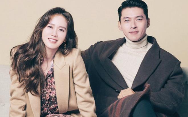 Công ty xác nhận, Son Ye Jin ngại ngùng nói về Hyun Bin, thái độ khiến fan phì cười - 3