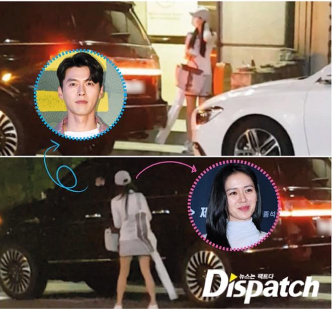 Mới mồng 1, Hyun Bin - Son Ye Jin bị đăng bằng chứng khó chối cãi hẹn hò tại Hàn - 3