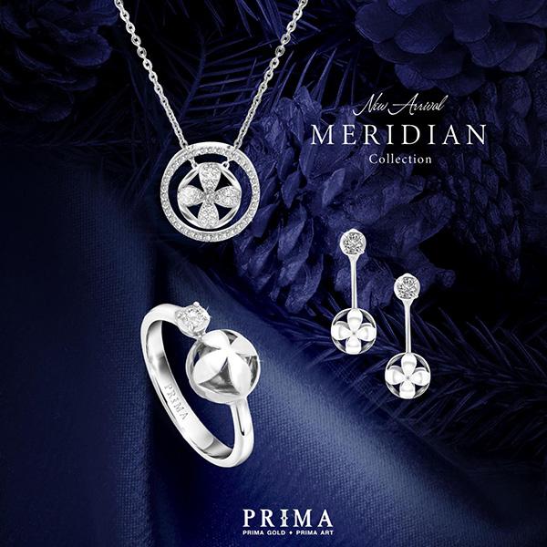 """Rước may mắn nhân dịp năm mới với trang sức """"cỏ bốn lá"""" Meridian - 2"""