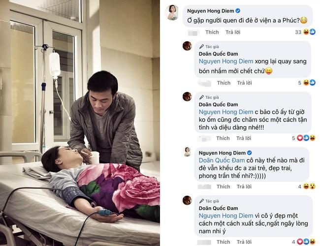 Hướng Dương Ngược Nắng: Lộ ảnh Châu đi đẻ nhưng người chăm sóc không phải là Kiên? - 1