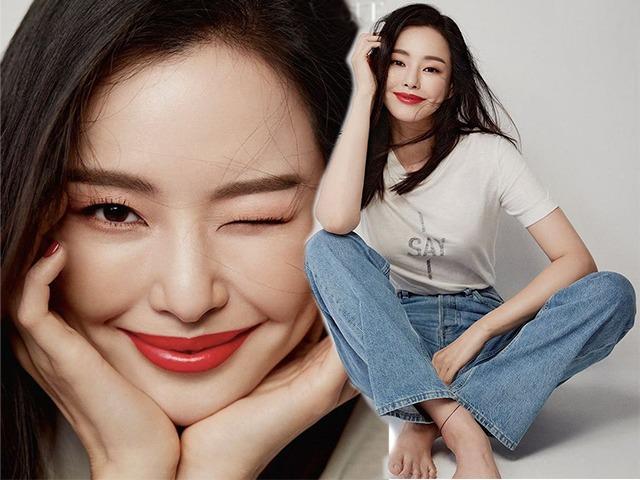Hoa hậu Hàn đẹp nhất thế giới khoe nhan sắc tuổi 38, ảnh trước và sau chỉnh sửa ngỡ ngàng