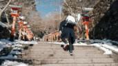 Nhìn từ flycam: Tuyết phủ trắng xóa, Y Tý (Lào Cai) đẹp như ở châu Âu