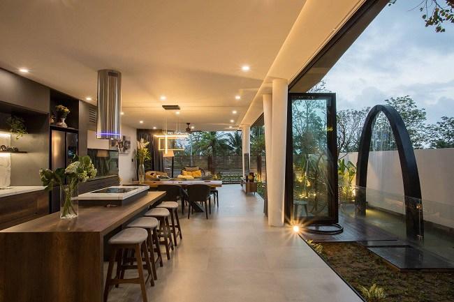 Căn nhà Việt có ngoại hình khúc khuỷu giúp gia chủ tiết kiệm 30% chi phí sinh hoạt - 4