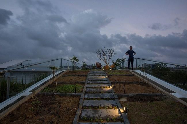 Căn nhà Việt có ngoại hình khúc khuỷu giúp gia chủ tiết kiệm 30% chi phí sinh hoạt - 15