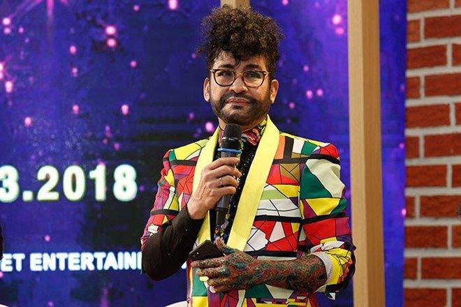 Bị nhận xét ăn mặc quái dị khi lên sóng, amp;#34;Vua MC truyền hình Việtamp;#34; nói điều bất ngờ - 7