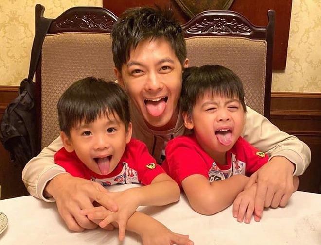 Không lộ mặt con trai, Lâm Chí Dĩnh chỉ ra lý do có liên quan đến chính cậu bé - 3